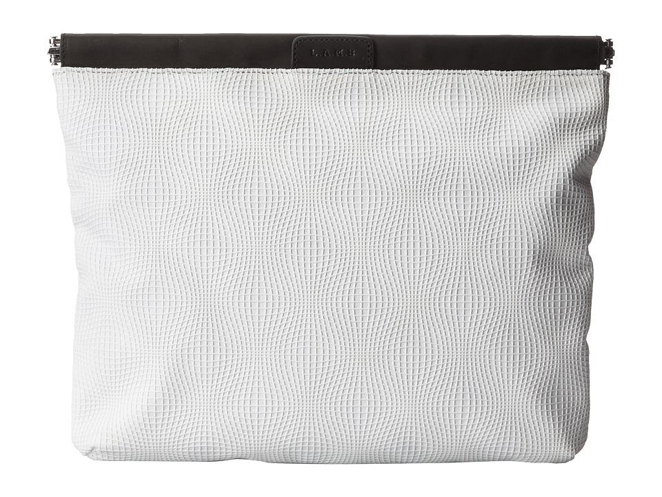 L.A.M.B. - Fallon 3 (White) Bags