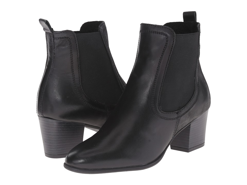 David Tate - Sarina (Black Calf) Women's Boots