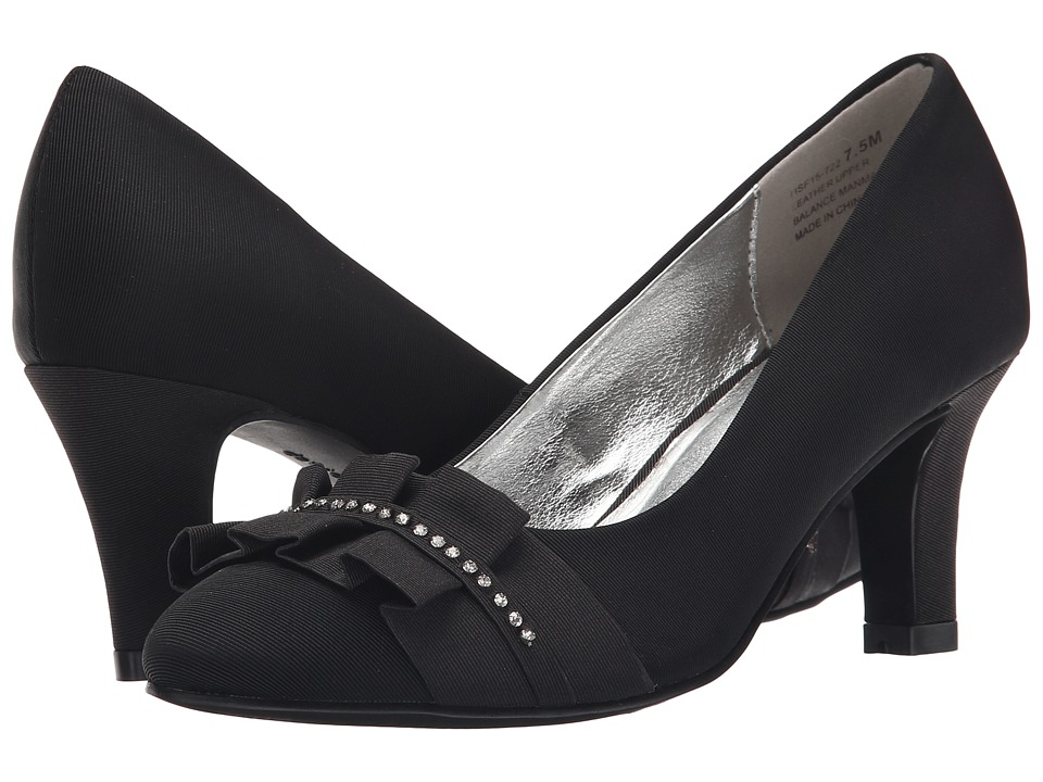 David Tate - Stardust (Black) High Heels