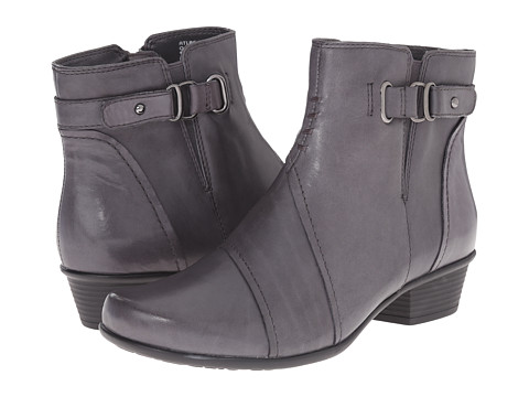 Earth - Atlas (Grey Calf Leather) Women's Boots