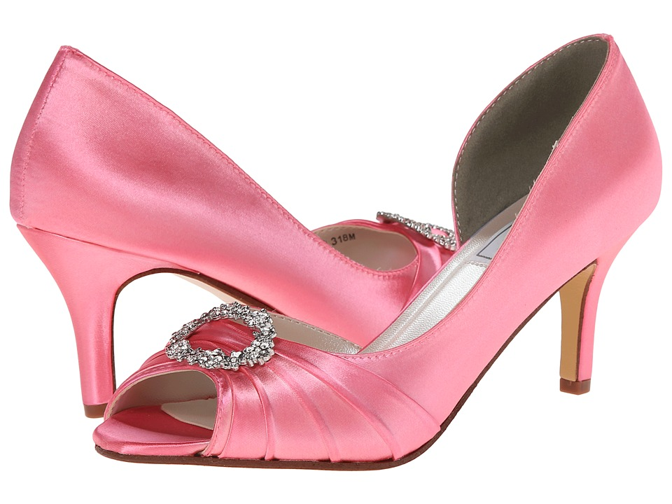 Touch Ups - Olivia (Coral) Women's Bridal Shoes