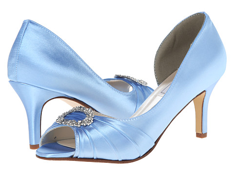 Touch Ups - Olivia (Blue Jay) Women's Bridal Shoes