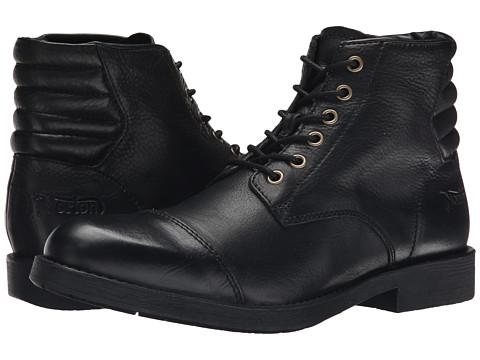 Clarks - Norton Pace (Black Leather) Men