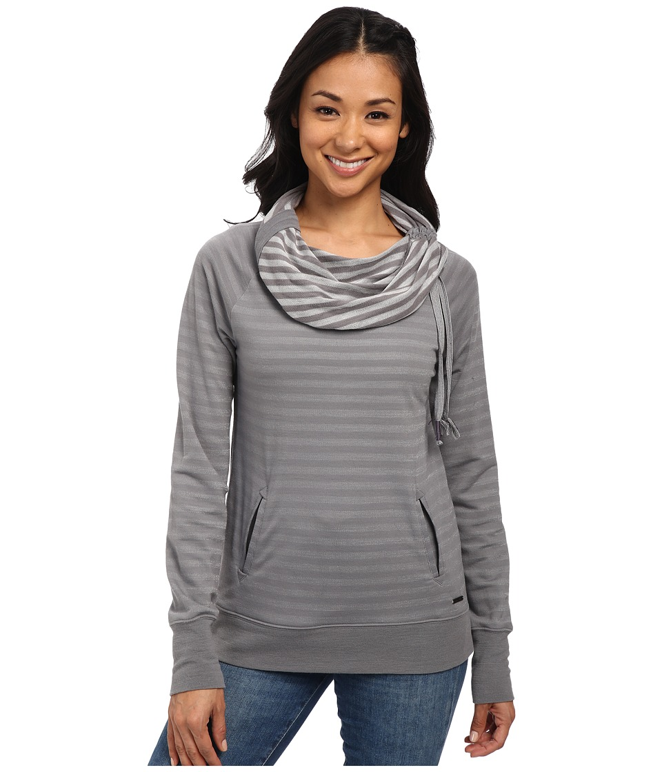 Smartwool - Hanging Lake Pullover (Light Gray) Women's Long Sleeve Pullover