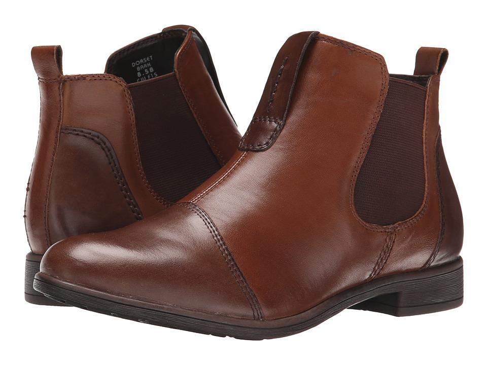 Earth - Dorset (Bark Calf Leather) Women's Shoes