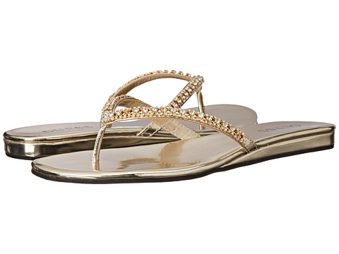 GUESS - Jasper (Gold) Women's Sandals