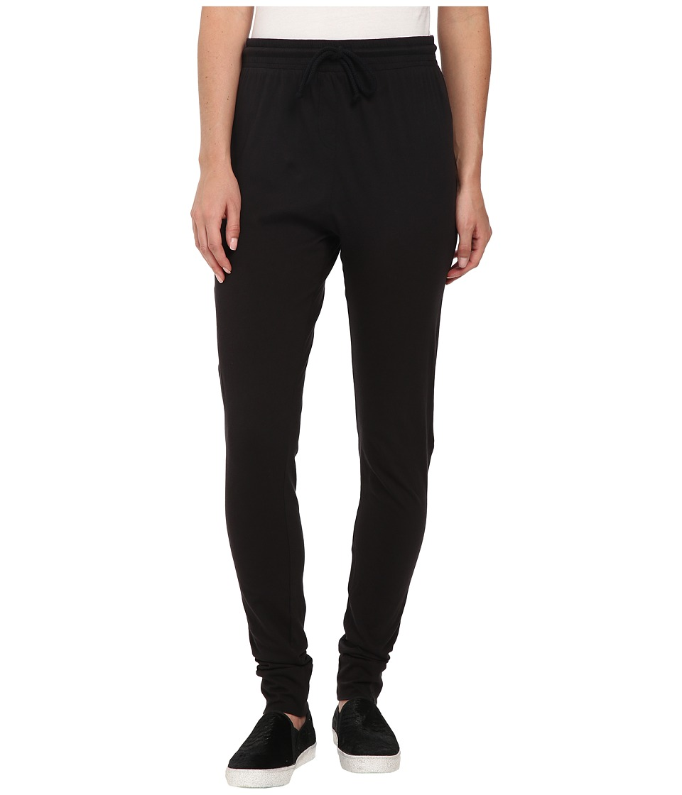 Volcom - Lived in Overdyed Pants (Black) Women's Casual Pants
