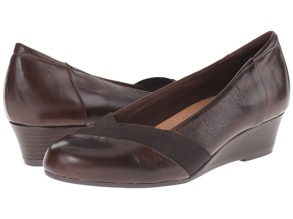 Earth - Elderberry (Bark Calf Leather) Women's Shoes
