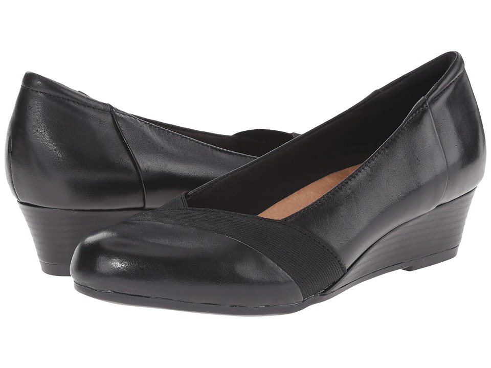 Earth - Elderberry (Black Calf Leather) Women's Shoes