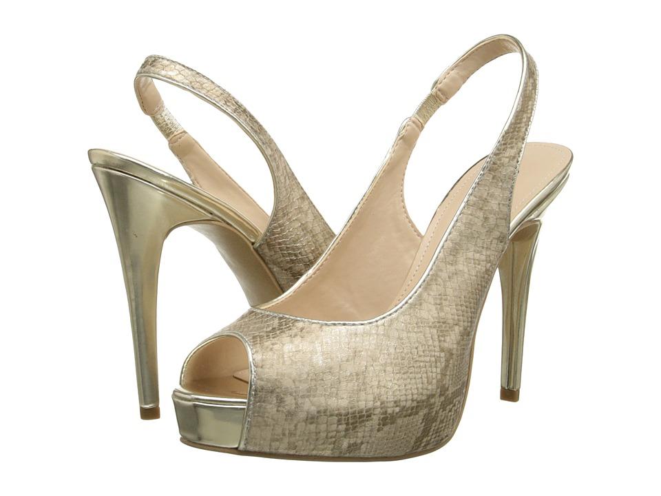 GUESS - Aerra (Platino 03/Platino) High Heels