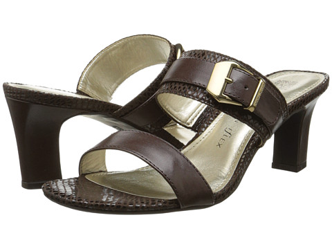 Anne Klein - Nydia (Coffee Brown Reptile) Women