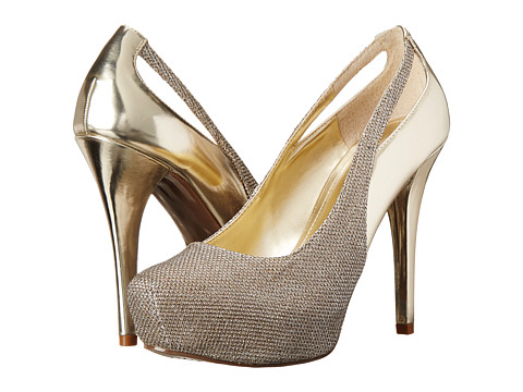 GUESS - Cherie (Gold/Platino) Women's Shoes