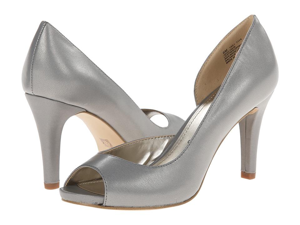 Anne Klein - Octavie (Grey Leather) High Heels