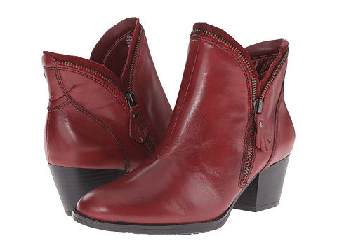Earth - Hawthorne (Bordeaux Calf Leather) Women's Shoes