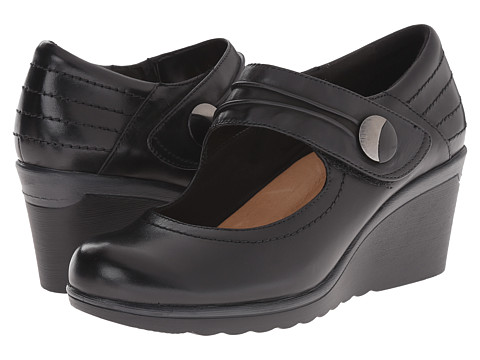Earth - Heron (Black Calf Leather) Women's Shoes