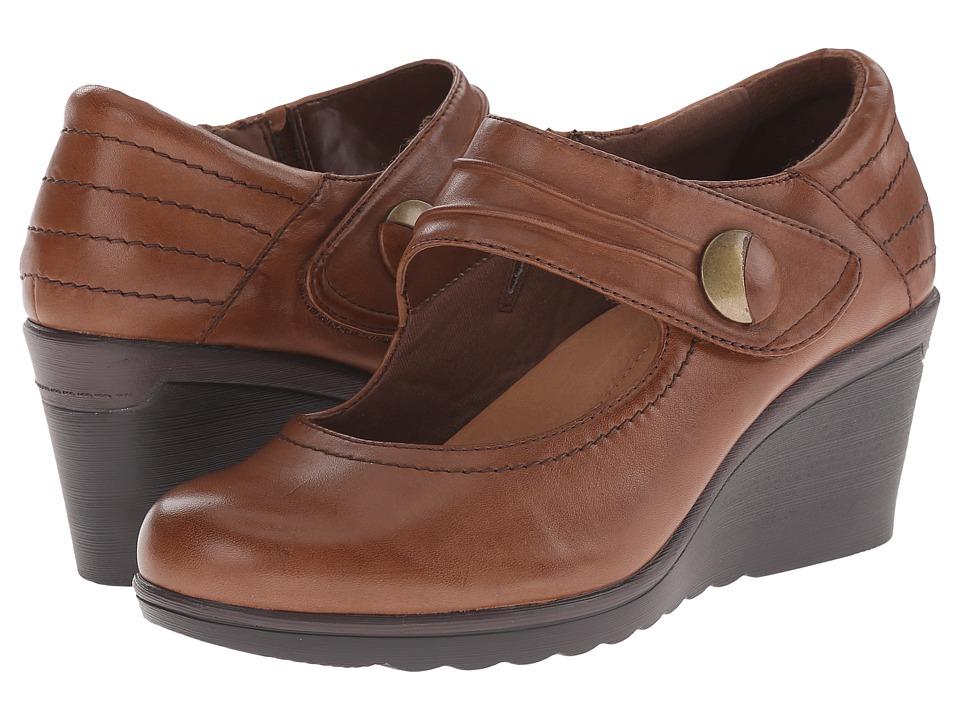 Earth - Heron (Almond Calf Leather) Women's Shoes