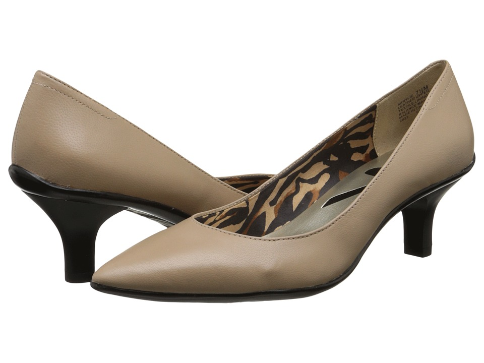 Anne Klein - Rylie (Cafe Latte Leather) High Heels