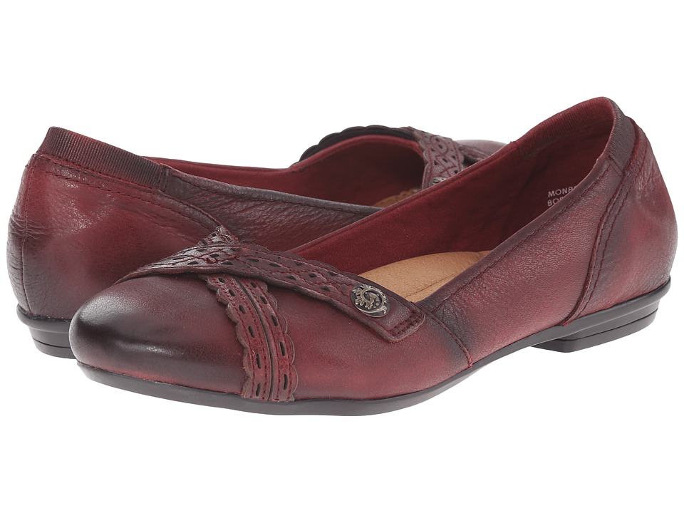 Earth - Monarch (Bordeaux) Women's Shoes