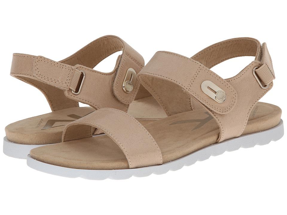 Anne Klein - Viewer (Natural Fabric) Women's Sandals