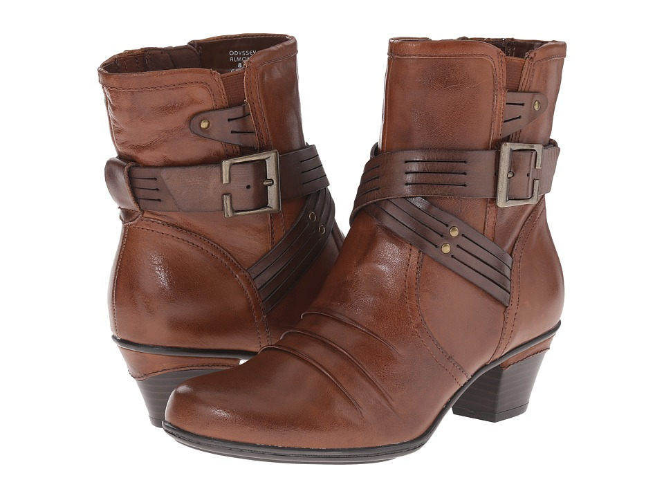 Earth Odyssey (Almond Calf Leather) Women