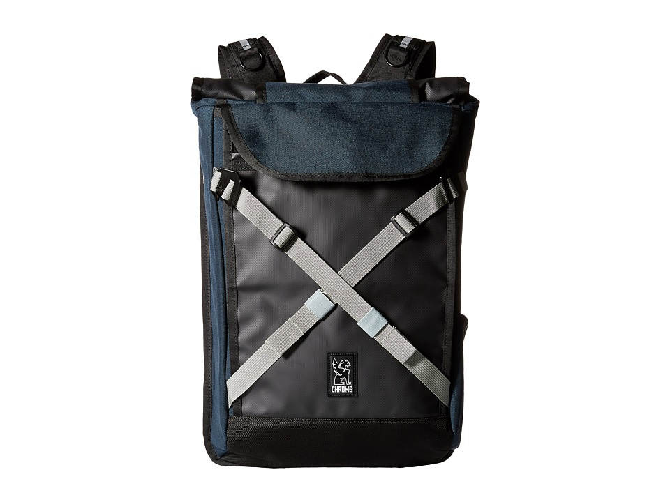 Chrome - Bravo 2.0 (Indigo/Black/Jade) Bags