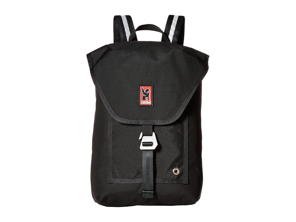 Chrome - Bevin (Black/Snow) Backpack Bags