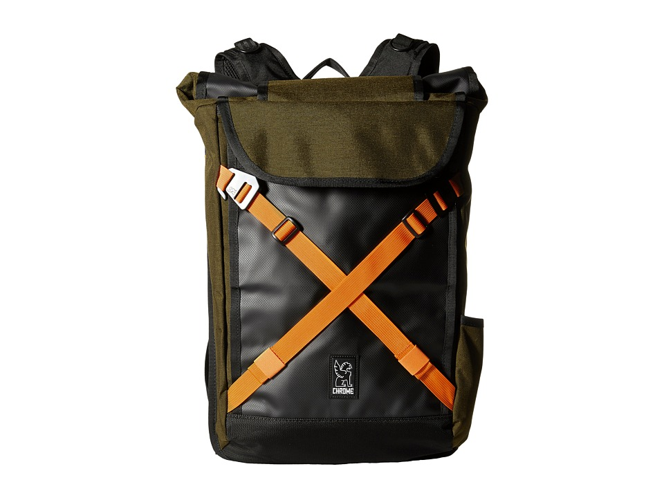 Chrome - Bravo 2.0 (Fir/Black/Orange) Bags