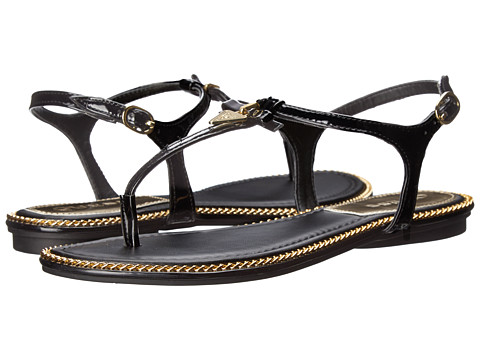 GUESS - Gianet (Black/Gold Clear) Women's Shoes