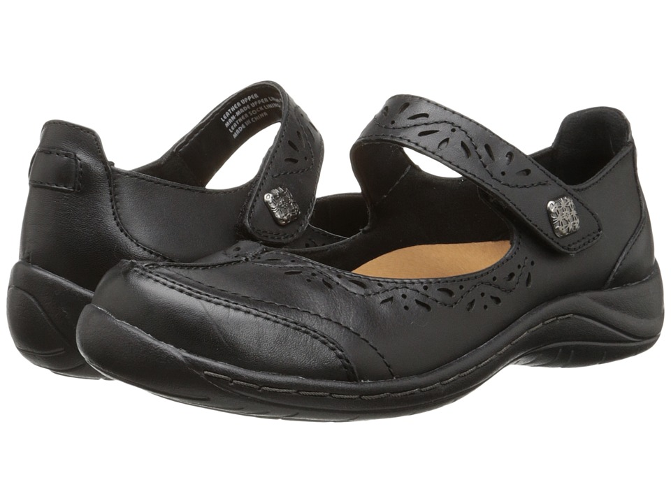 Earth - Sabina (Black Calf Leather) Women's Shoes