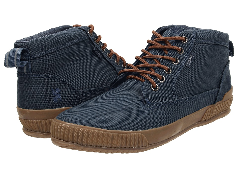 Chrome - 415 Workboot (Indigo) Lace-up Boots