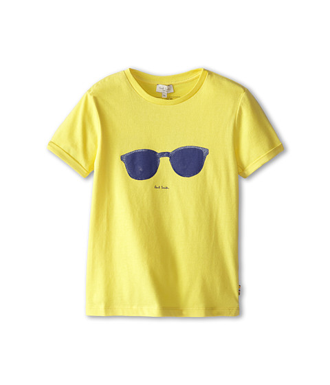 Paul Smith Junior - Sunglass T-Shirt (Big Kids) (Sun) Boy