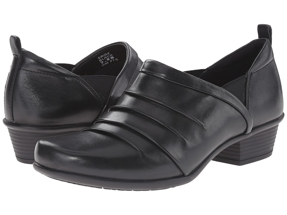 Earth - Sage (Black Calf Leather) Women's Shoes