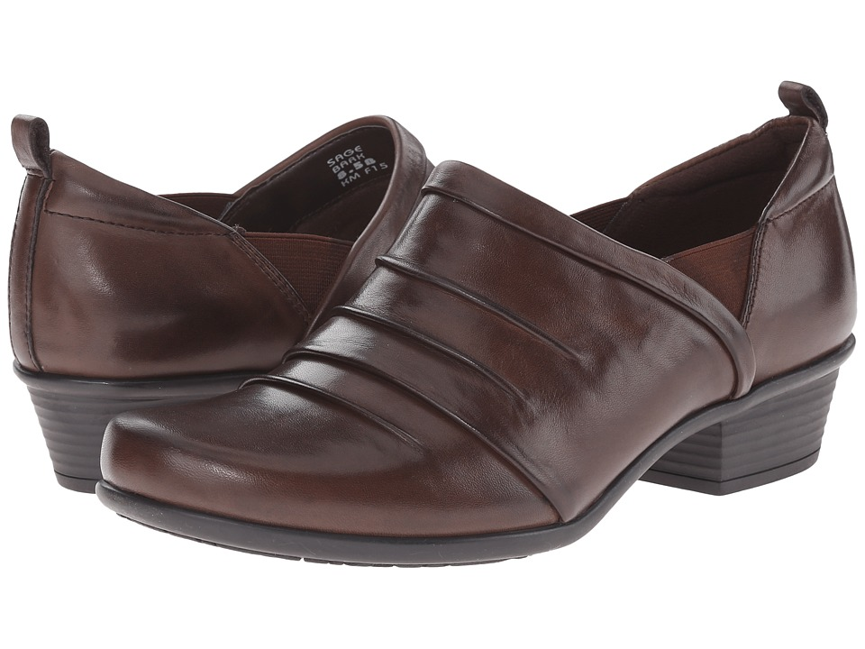 Earth - Sage (Bark Calf Leather) Women's Shoes