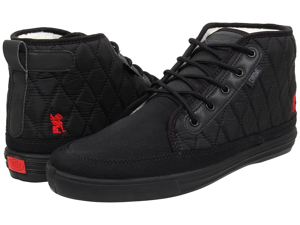 Chrome Peshka (Black Quilted) Cycling Shoes