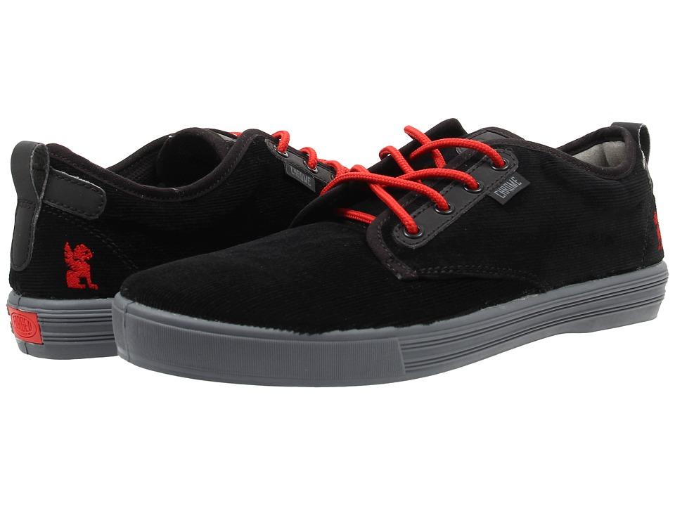 Chrome Ishak (Black Corduroy) Cycling Shoes