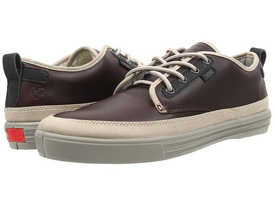 Chrome - Ishak (Amber Leather) Cycling Shoes