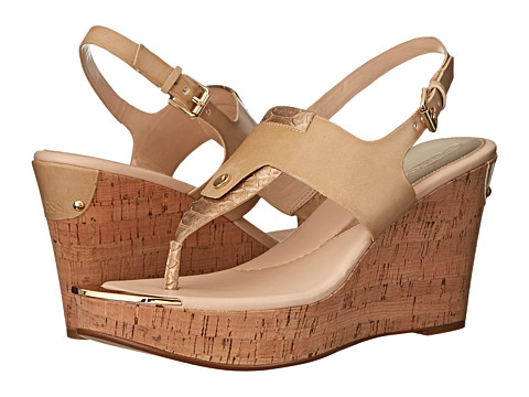 GUESS - Magli (Beige 08/Jute) Women's Shoes