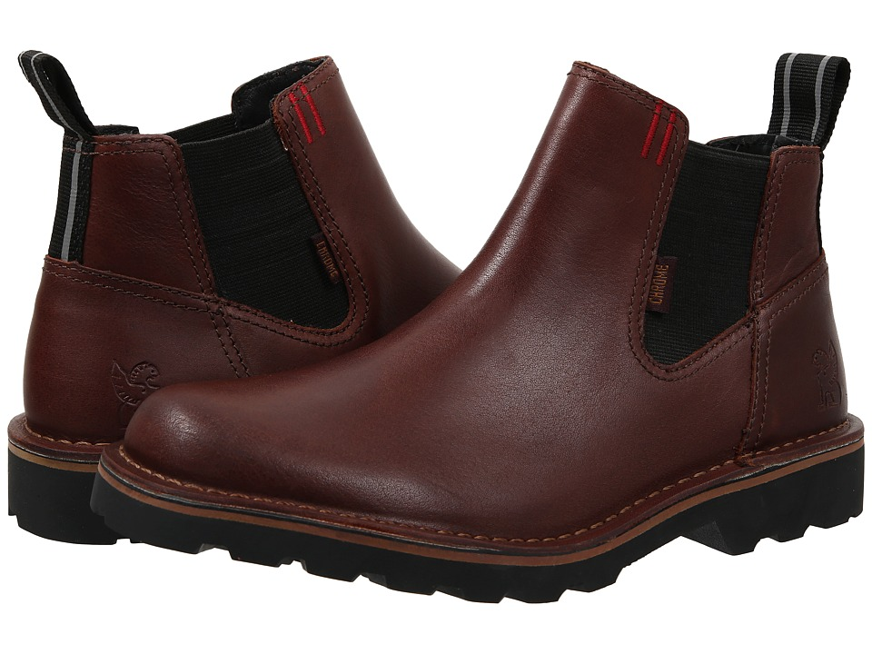 Chrome - 212 Chelsea Boot (Amber) Pull-on Boots