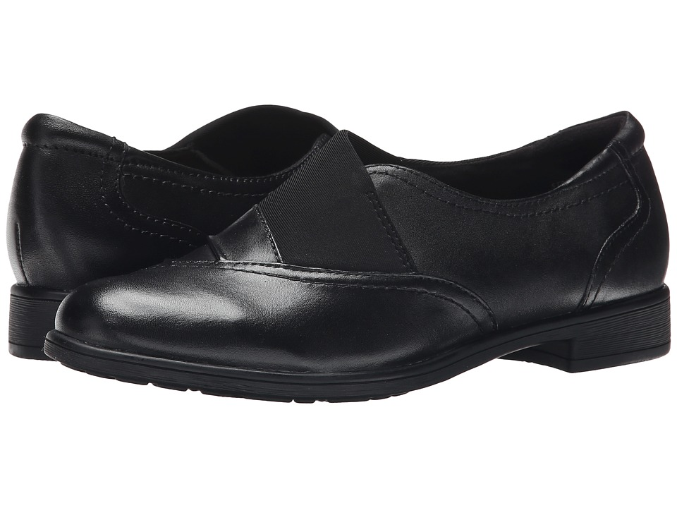 Earth - Stratton (Black Calf Leather) Women's Shoes