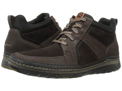 Rockport - Activflex Rocsports Lite Boot (Dark Bitter Chocolate) Men's Boots