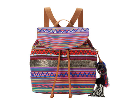 Sam Edelman - Bella Tribal Backpack (Multi) Backpack Bags