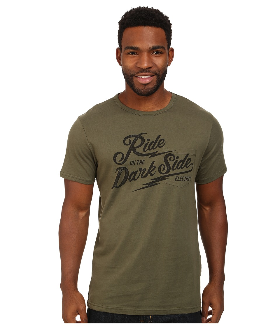 Electric Eyewear - Strike Anywhere (Olive) Men's T Shirt