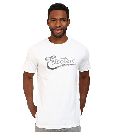 Electric Eyewear - Petrol (White) Men's T Shirt