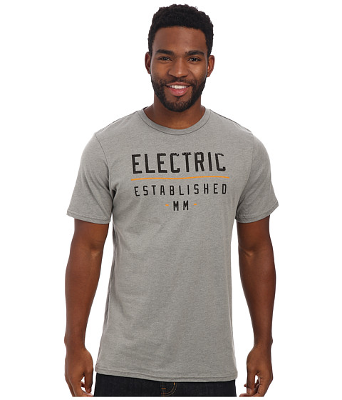 Electric Eyewear - Shape Up (Heather Grey) Men's T Shirt
