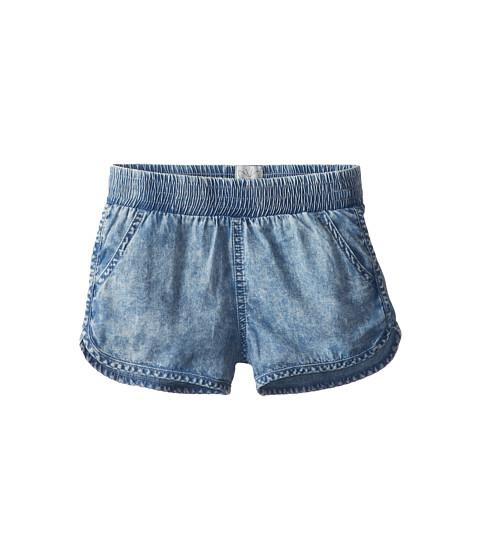 Ella Moss Girl - Chambray Shorts (Big Kids) (Chambray 2) Girl