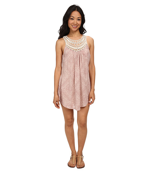 Amuse Society - Stella Dress (Light Mauve) Women's Dress