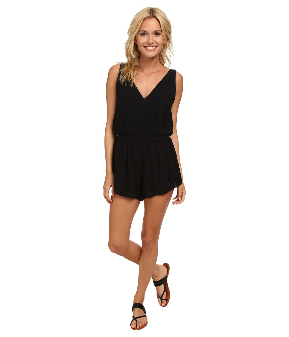 Amuse Society - Mikah Jumper (Black) Women's Jumpsuit & Rompers One Piece