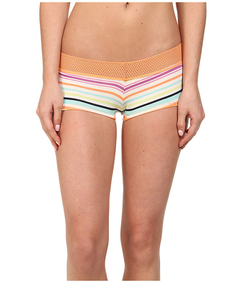 Splendid - Mesh Lace Girl Short (Surf Stripe) Women