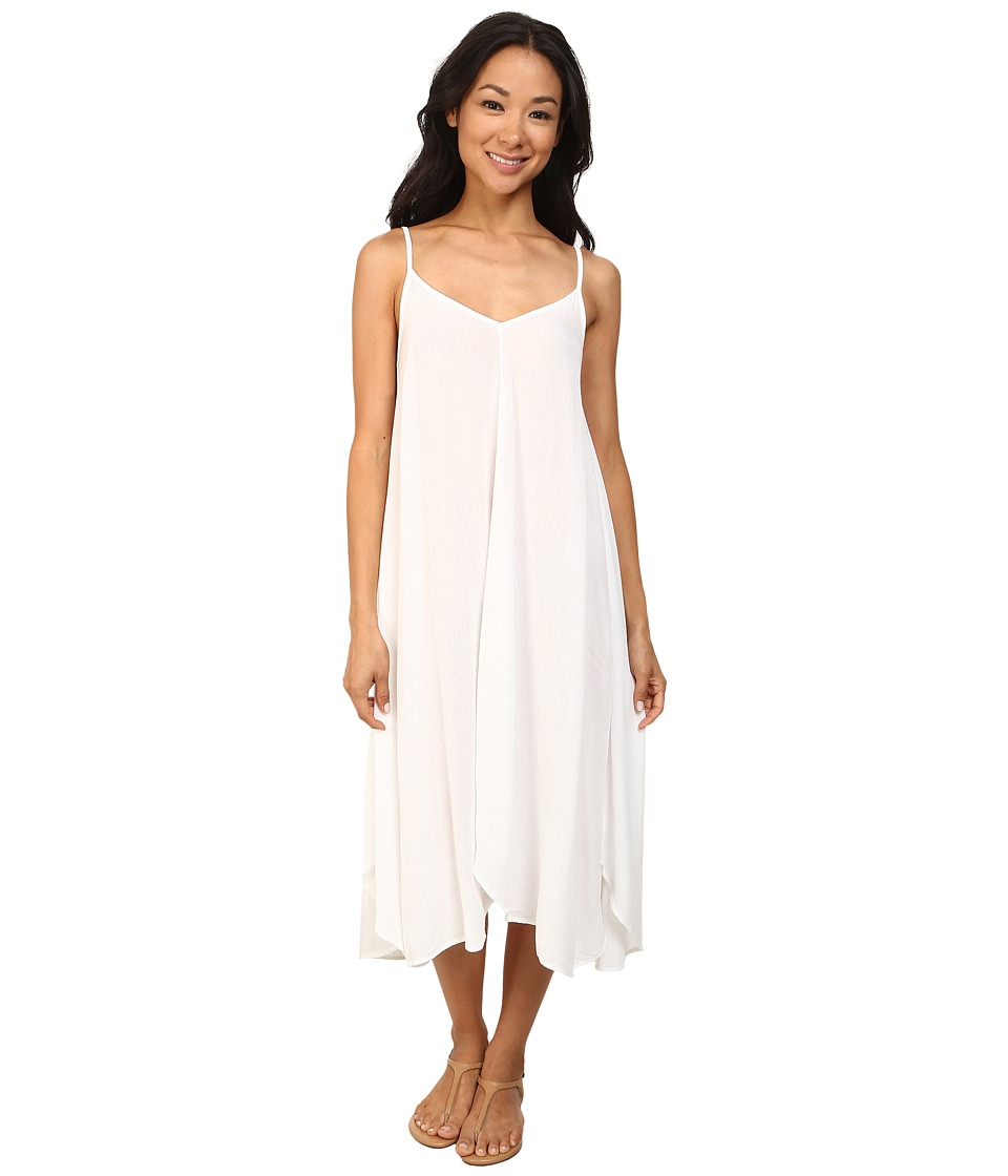 Allen Allen - Cami Dress (White) Women's Dress