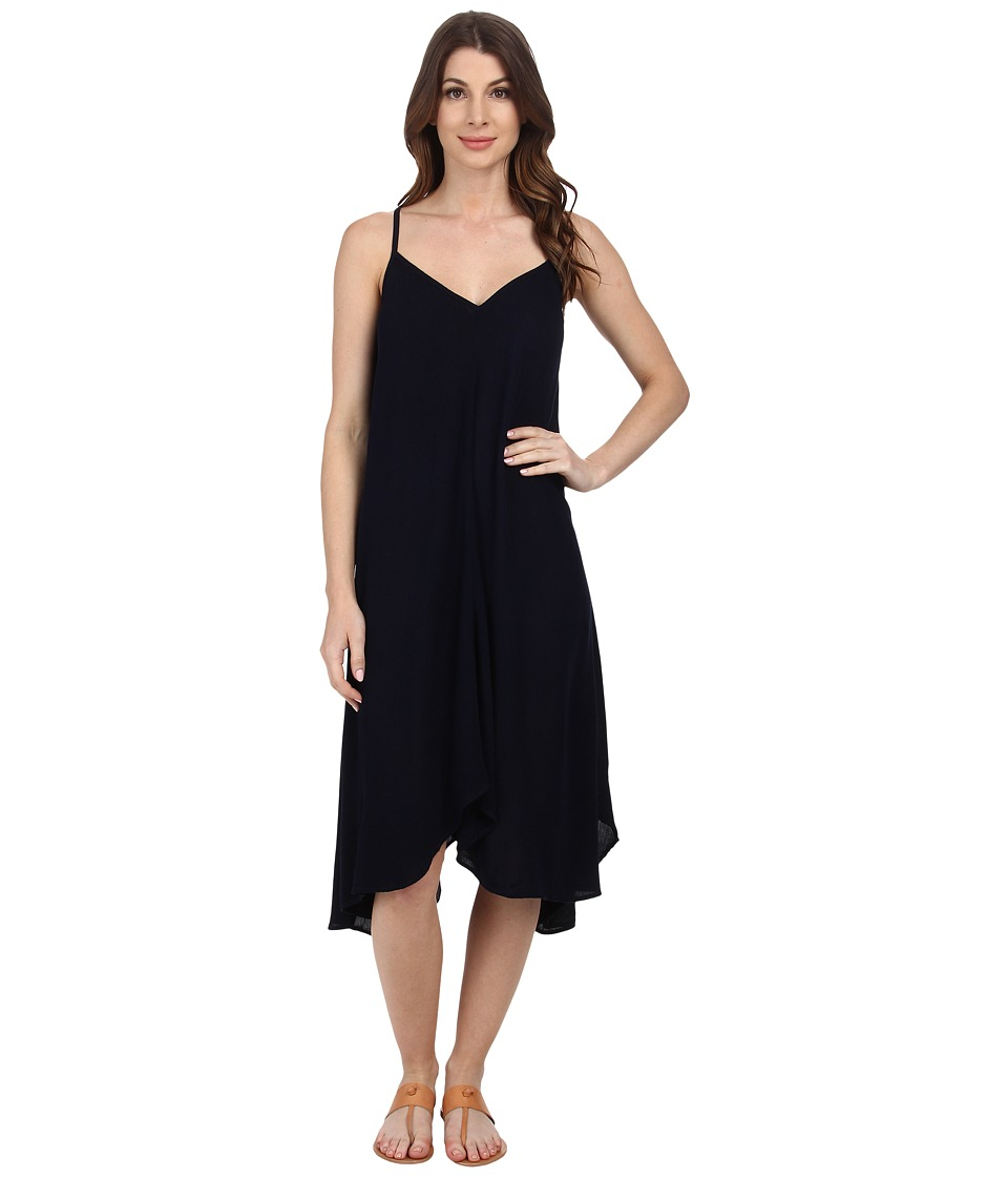 Allen Allen - Cami Dress (Lapis) Women's Dress